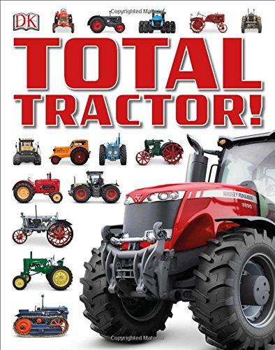 Total Tractor! (John Deere Tractor Service Book)