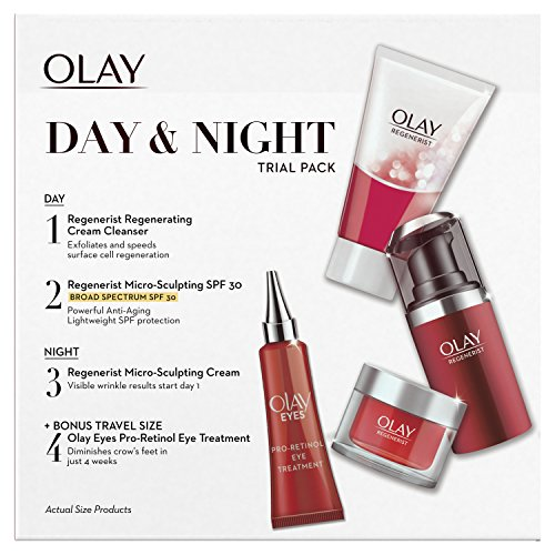 Olay Regenerist Anti Aging and Eye Skin Care Regimen Kit, 2.23 Ounce by Olay (Image #1)