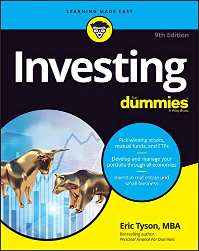 Book Cover: Investing For Dummies