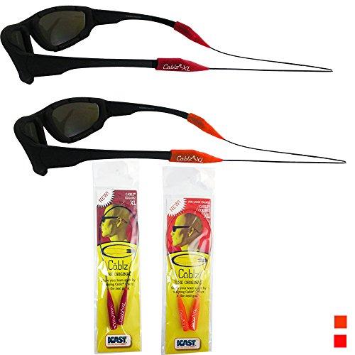 1 CABLZ Sunglasses Reading Glasses Holder 14