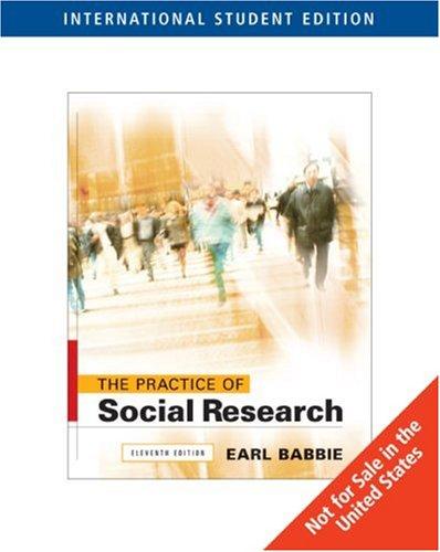 Practice of Social Research 11e PDF