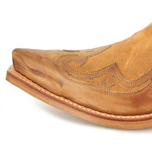 westernstiefel 13170 boots Camello 023 bottes Sendra Sqwvxa1Zx