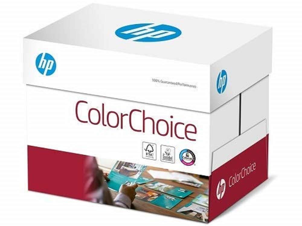 HP Colour Laser Paper 100 g//m/²-500 sht//A3//297 x 420 mm Bianco