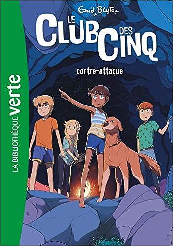 Amazon Fr Le Club Des Cinq 03 Ned Le Club Des Cinq
