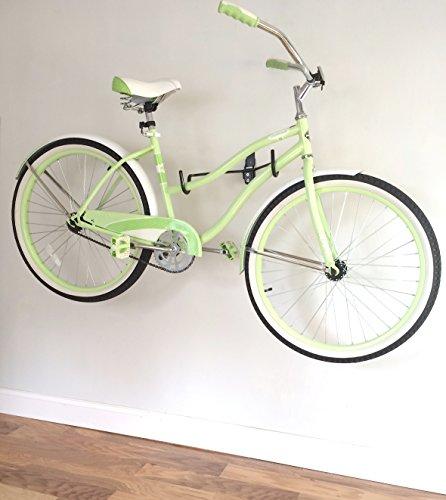 LifeStore Adjustable Tilt Wall Mount Bike Bicycle Storage Rack Hanger Hook by Coastal Provision (Image #1)
