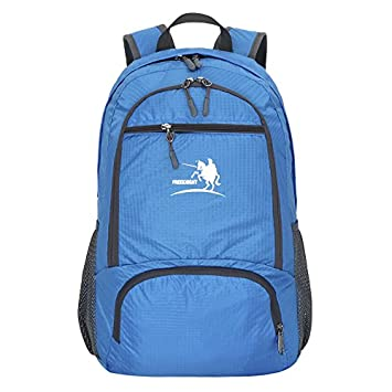 Amazon.com: Free Knight Packable Handy Lightweight Travel Backpack ...