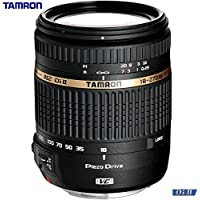 Tamron 18-270mm f/3.5-6.3 Di II VC PZD IF Lens w/Built in Motor (AFB008N-700) - (Certified Refurbished)