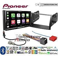 Volunteer Audio Pioneer AVH-W4400NEX Double Din Radio Install Kit with Wireless Apple CarPlay, Android Auto, Bluetooth Fits 2011-2013 Kia Sorento
