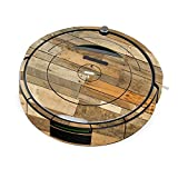 MightySkins Skin for iRobot Roomba 690 Robot Vacuum - Reclaimed Wood | Protective, Durable, and Unique Vinyl Decal wrap Cover | Easy to Apply, Remove, and Change Styles | Made in The USA