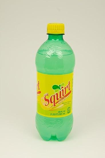 Squirt soda può