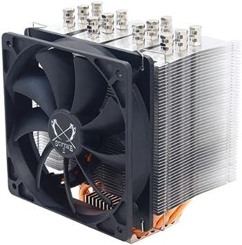 Amazon.com: Scythe Mugen 3 Rev. B CPU Cooler - Socket 2011 ...