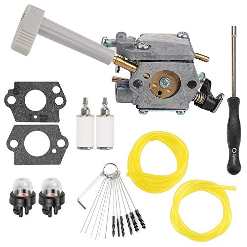 - RY08420A Carb for Ryobi Bp42 Carburetor 308054079 RY08420 Backpack Blower Engine Lawn Mower Snowblower with Repower Parts Kit