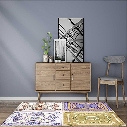 for Home or Travel tiles abstract background ceramic surface object industry ceramic floor and wall Easier to Dry for Bathroom 22''x36'' by L-QN