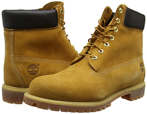 Timberland 6in Wheat Homme Premium Boot Boots rrxwqOzS4