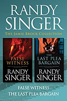 The Jamie Brock Collection False Witness The Last Plea border=
