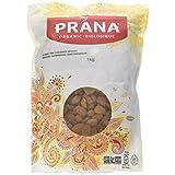 PRANA Organic Raw European Almonds, 1 Kg