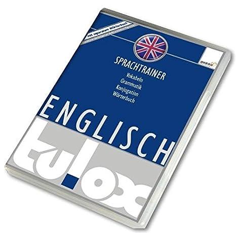 tulox Sprachtrainer Englisch - Vokabeltrainer, Konjugations- und ...