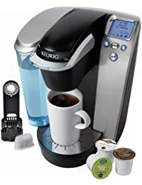 Keurig K75 Single Cup Home Brewing Platinum Overview