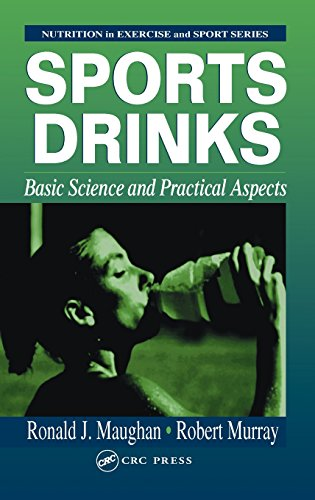 Sports Drinks: Basic Science and Practical Aspects (Nutrition in Exercise & Sport) (Food And Nutrition 1 State Test Review)