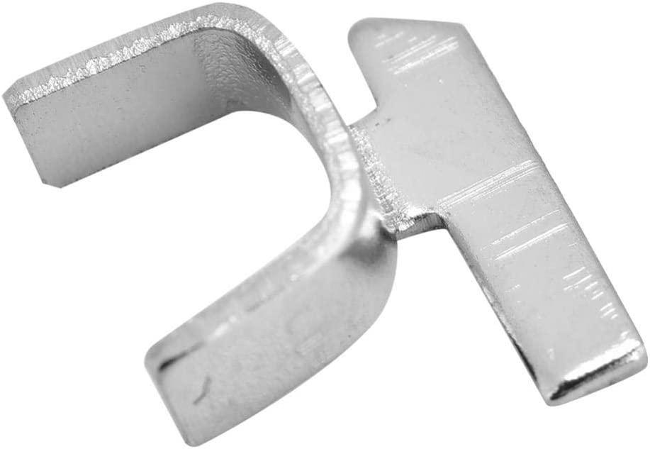 Taidda D-Tap Female Socket Wear-Resist Housing Durable Lightweight Portable B-Type Female Rewirable DIY Socket Plug Accessory for Anton V-Mount Camera Battery
