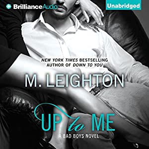 Up to Me Audiobook