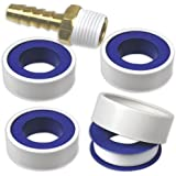 "4-Rolls Tape Thread & Fitting Sealant 1/2"" x 520"" Roll"