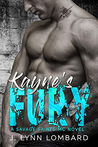Kayne's Fury Book Cover