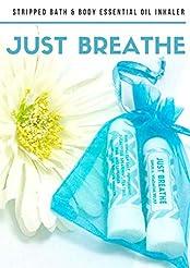 2pk Just Breathe Aromatherapy Inhaler fo...