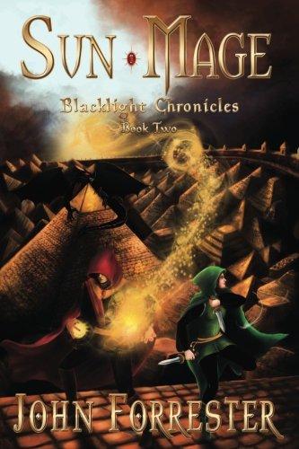 Sun Mage: Blacklight Chronicles]()