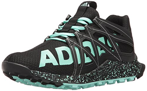 Adidas Women's Vigor Bounce w Tennis Shoe, Black/Easy Gre...