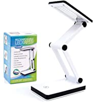 TRIUMPH OD188.W Led Rechargeable Folding Desk Lamp 240X74X128Mm