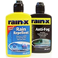 Rain-X REGEN REPELLENT & ANTI MIST- WINDSCREEN/RAMER