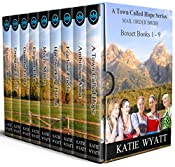 Box Set A Town Called Hope Complete Series Books 1 - 9 (A Town Called Hope Series Boxset)