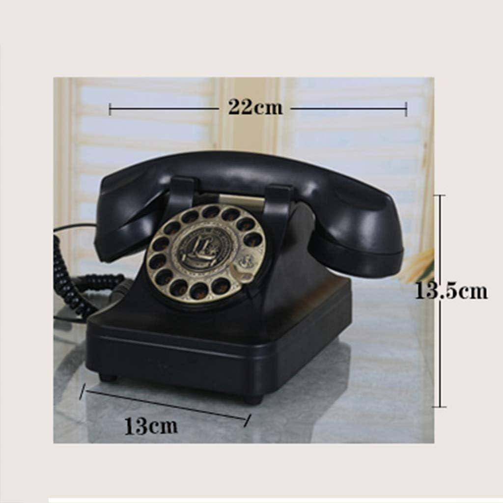 Amazon.com: AIBAB - Teléfono antiguo para casa, ideal para ...