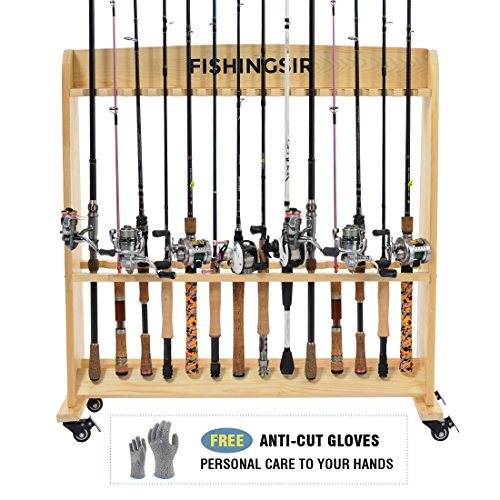 Surf Rod Racks - 4