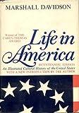 Life in America, Marshall Davidson, 0395172144