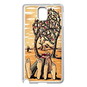 Yo-Lin case FXYL262476Love tree,love spirit protective case For Samsung Galaxy NOTE4 Case Cover