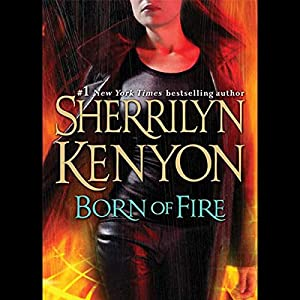 Born of Fire Audiobook