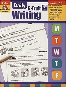 Daily 6-Trait Writing, Grade 5