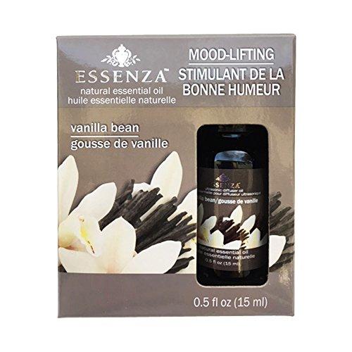 Essenza Home Fragrance Oil - Made in U.S.A (Vanilla Bean)