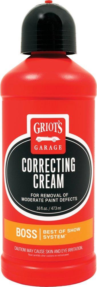 Griot's Garage B120P BOSS Correcting Cream 16oz Griot' s Garage