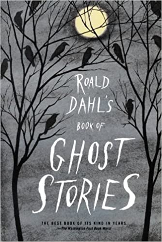 Image result for roald dahl's book of ghost stories