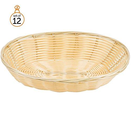 Bread Roll Basket 9 1/2