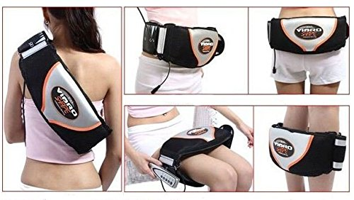 Vibro-Vibration-Heating-Fat-Burning-Slimming-Shape-Belt-Massager