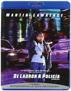 De Ladron A Policia [Blu-ray]