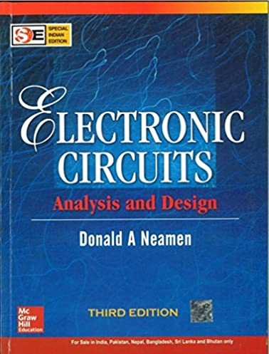 buy electronic circuits analysis and design (sie) book online atelectronic circuits analysis and design (sie) paperback \u2013 25 aug 2006