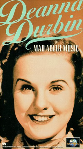 Mad about Music [VHS] ()