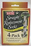 Kaytee Products 100501109 4-Count Replacement Finch Socks