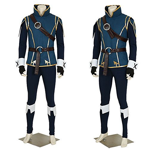 CG Costume Women's Fire Emblem Awakening Lucina Mask Cosplay Costume Medium by CG Costume (Image #1)