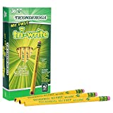 TICONDEROGA My First Tri-Write Pencils